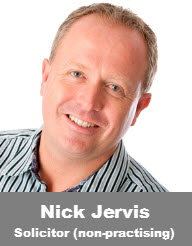 Probate Marketing Solicitor Nick Jervis
