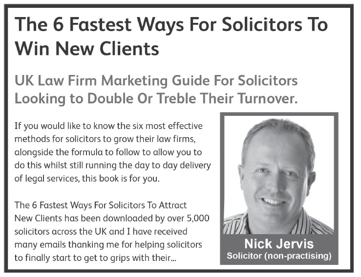 Improving Landing Pages For Google Ads PPC For Solicitors